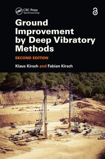 Ground Improvement by Deep Vibratory Methods, Second Edition book cover