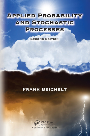 Applied Probability and Stochastic Processes book cover