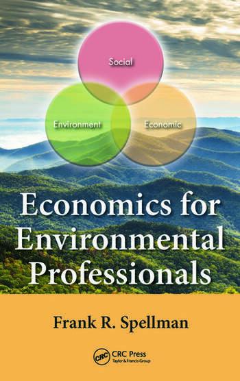 Economics for Environmental Professionals book cover