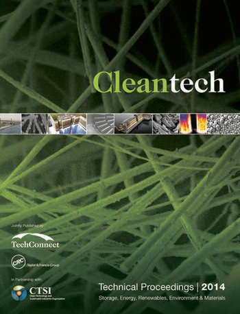 Clean Technology 2014 Energy, Renewables, Environment & Materials book cover