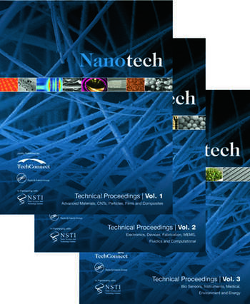 Nanotechnology 2014 Technical Proceedings of the 2014 NSTI Nanotechnology Conference and Expo (Volumes 1-3) book cover