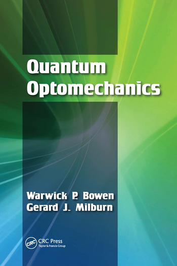 Quantum Optomechanics book cover