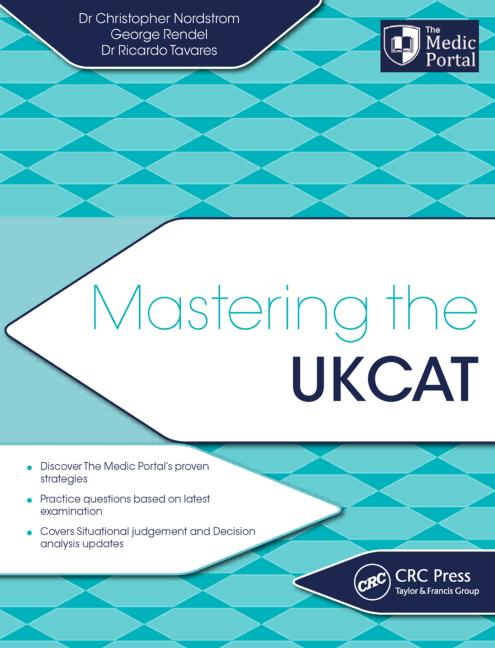 Mastering the UKCAT book cover