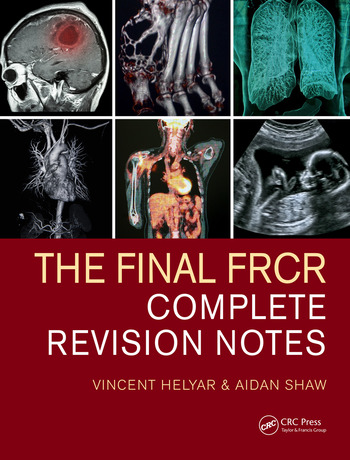 The Final FRCR Complete Revision Notes book cover