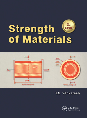 Strength of Materials, Second Edition book cover