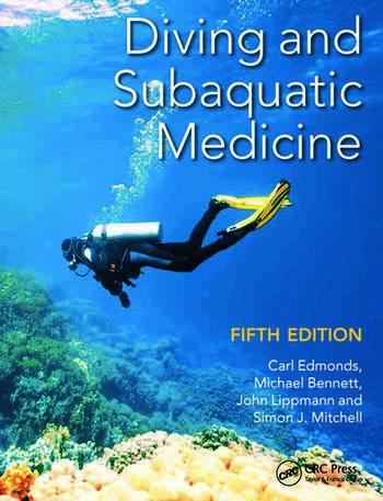Diving and Subaquatic Medicine book cover