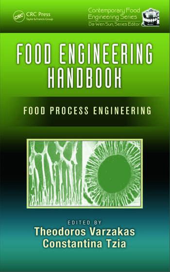Food Engineering Handbook Food Process Engineering book cover