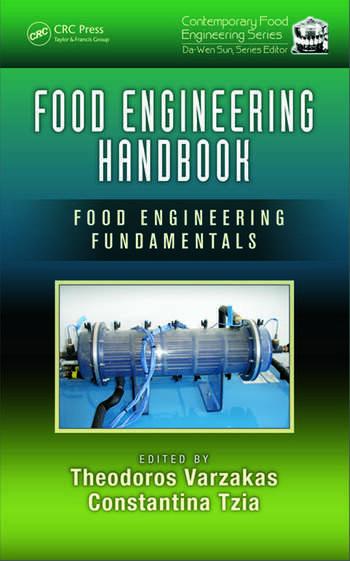 Food Engineering Handbook Food Engineering Fundamentals book cover