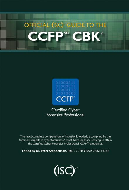 Official (ISC)2® Guide to the CCFP CBK book cover