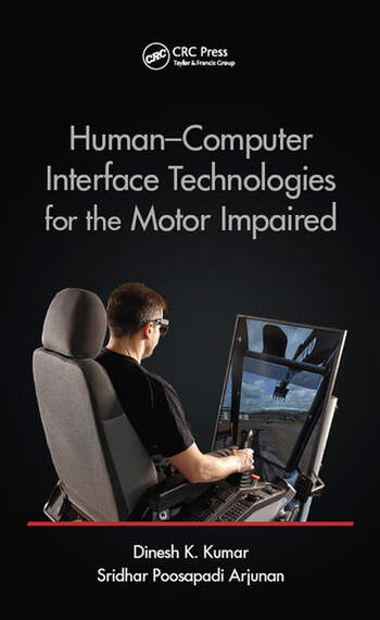 Human-Computer Interface Technologies for the Motor Impaired book cover
