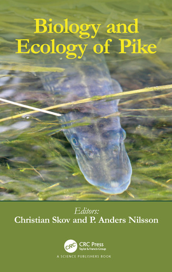 Biology and Ecology of Pike book cover