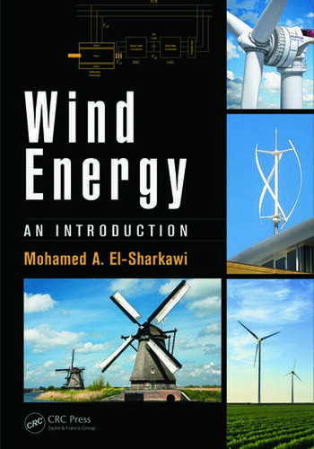 Wind Energy An Introduction book cover