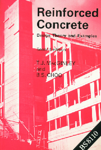 Reinforced Concrete Design theory and examples book cover