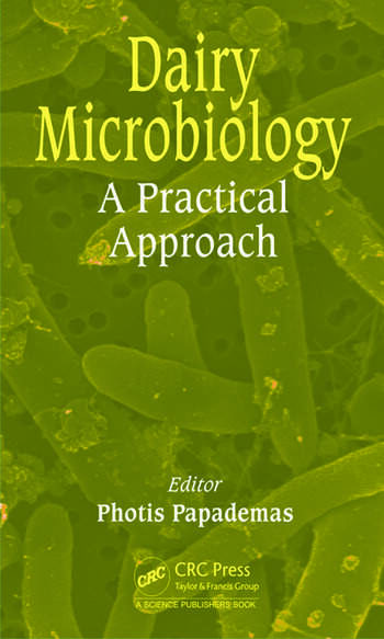 Dairy Microbiology A Practical Approach book cover