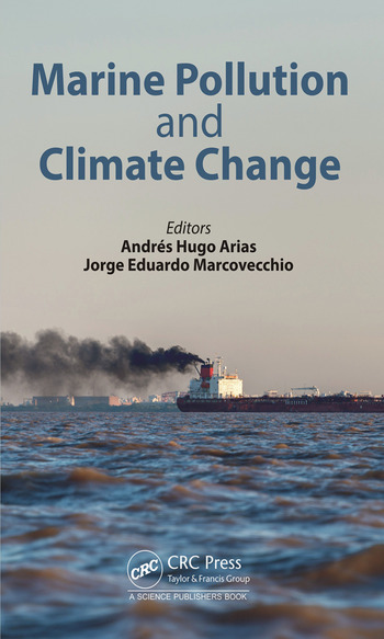 Marine Pollution and Climate Change book cover