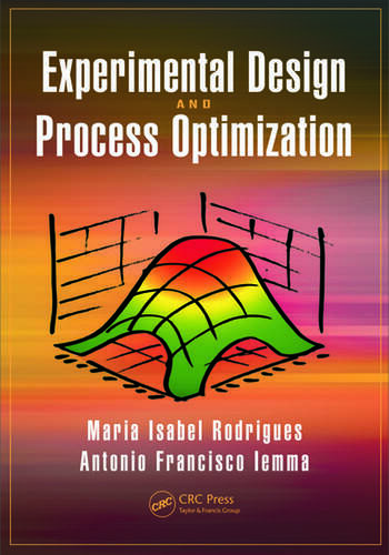 Experimental Design and Process Optimization book cover