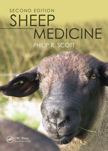Sheep Medicine, Second Edition book cover