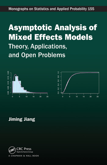 Asymptotic Analysis of Mixed Effects Models Theory, Applications, and Open Problems book cover