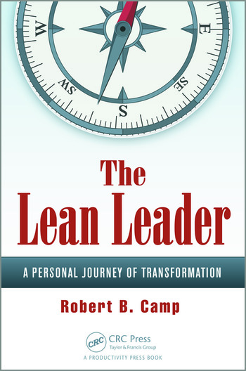 The Lean Leader A Personal Journey of Transformation book cover