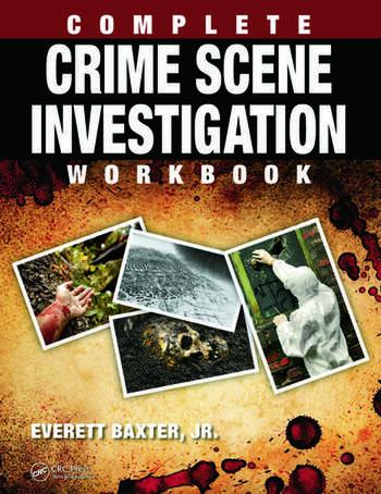 Complete Crime Scene Investigation Workbook book cover