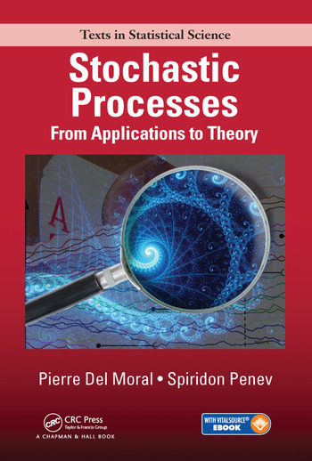 Stochastic Processes From Applications to Theory book cover