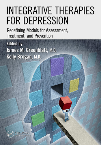 Integrative Therapies for Depression Redefining Models for Assessment, Treatment and Prevention book cover