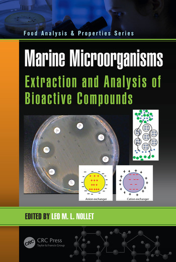 Marine Microorganisms Extraction and Analysis of Bioactive Compounds book cover