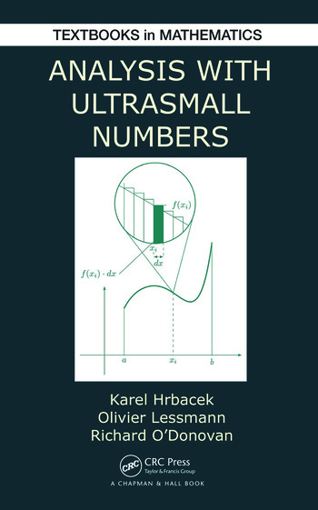 Analysis with Ultrasmall Numbers book cover