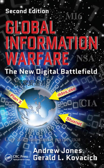 Global Information Warfare The New Digital Battlefield, Second Edition book cover