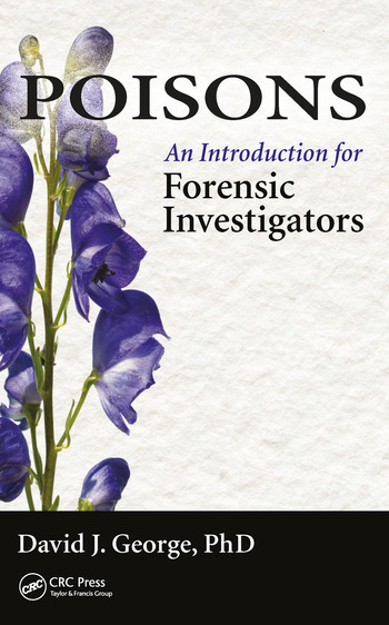 Poisons An Introduction for Forensic Investigators book cover