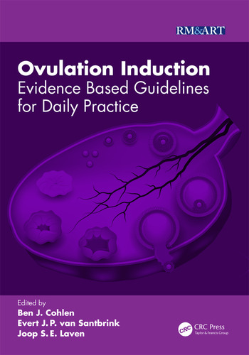 Ovulation Induction Evidence Based Guidelines for Daily Practice book cover