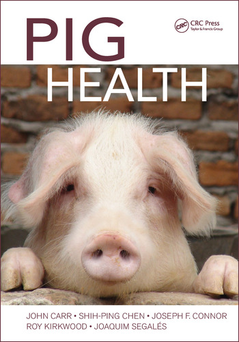 Pig Health book cover