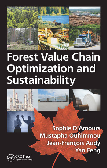 Forest Value Chain Optimization and Sustainability book cover
