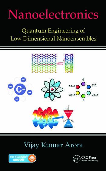Nanoelectronics Quantum Engineering of Low-Dimensional Nanoensembles book cover