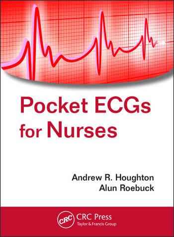 Pocket ECGs for Nurses book cover