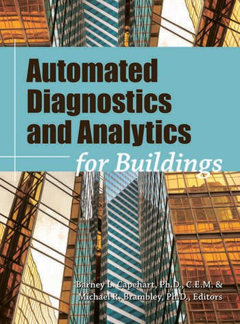 Automated Diagnostics and Analytics for Buildings book cover