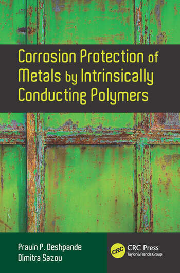 Corrosion Protection of Metals by Intrinsically Conducting Polymers book cover