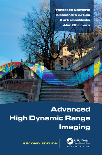 Advanced High Dynamic Range Imaging, Second Edition book cover
