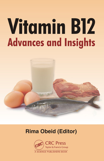 Vitamin B12 Advances and Insights book cover