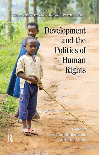 Development and the Politics of Human Rights book cover