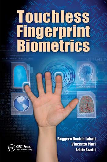 Touchless Fingerprint Biometrics book cover