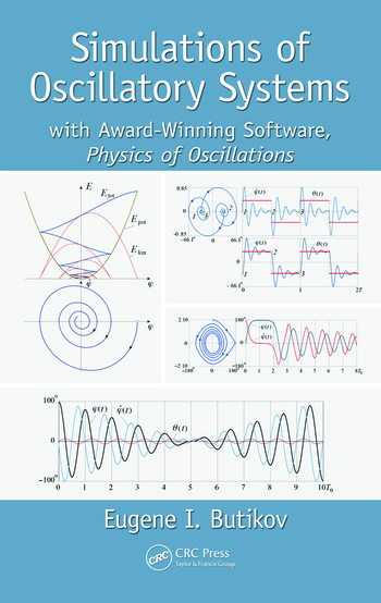 Simulations of Oscillatory Systems with Award-Winning Software, Physics of Oscillations book cover