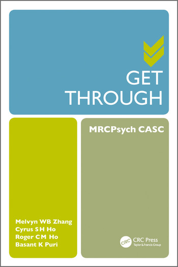 Get Through MRCPsych CASC book cover