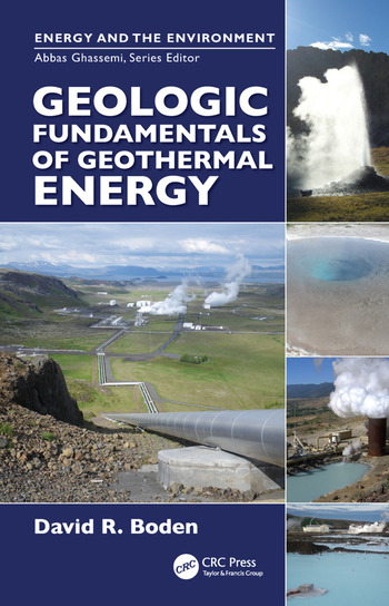 Geologic Fundamentals of Geothermal Energy book cover