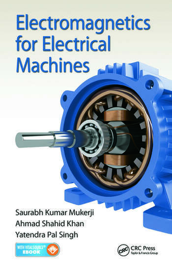 Electromagnetics for Electrical Machines book cover