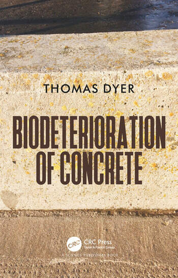 Biodeterioration of Concrete book cover