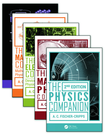 Fischer-Cripps Student Companion Set (5 Volumes) book cover