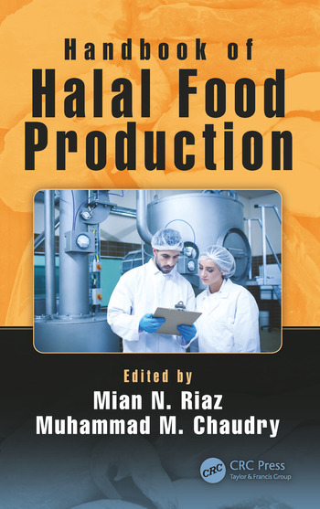 Handbook of Halal Food Production book cover