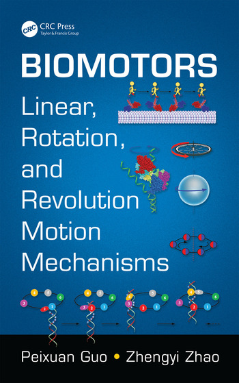 Biomotors Linear, Rotation, and Revolution Motion Mechanisms book cover
