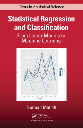 Statistical Regression and Classification From Linear Models to Machine Learning book cover